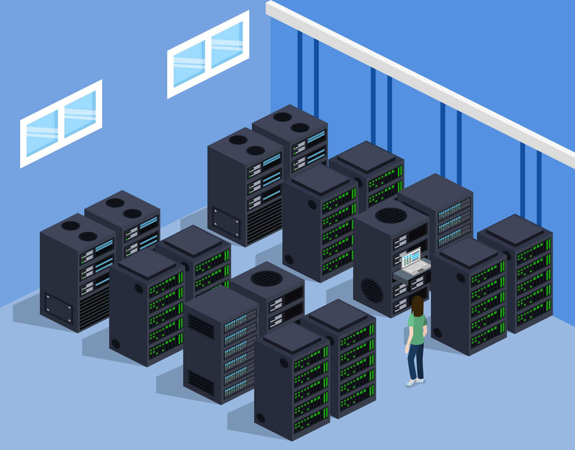 Escolhendo um servidor para revenda VPS