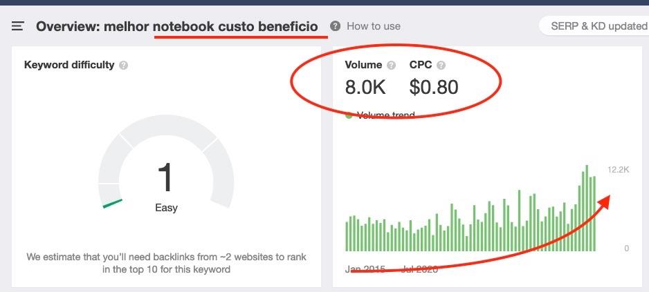 pequisa no google melhor notebook custo beneficio